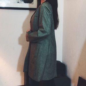 Ralph Lauren Jackets & Coats - VINTAGE RALPH LAUREN • oversized topcoat